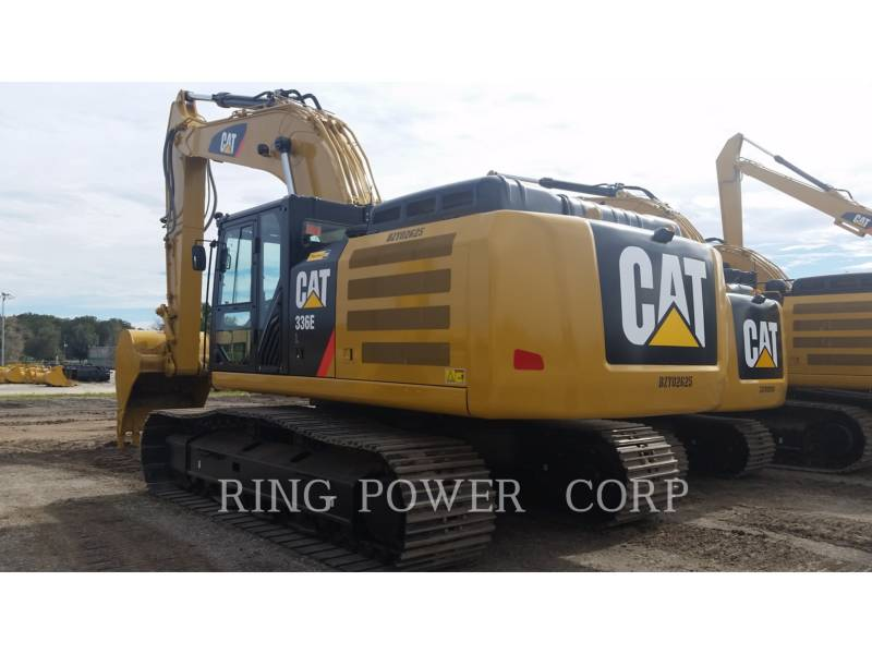 CATERPILLAR TRACK EXCAVATORS 336ELT4TC equipment  photo 3