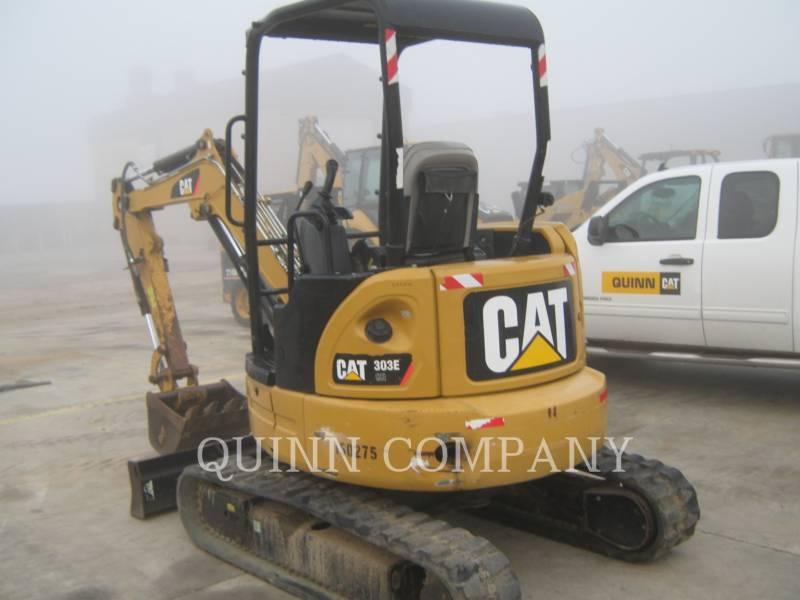 CATERPILLAR PELLES SUR CHAINES 303E CR equipment  photo 4