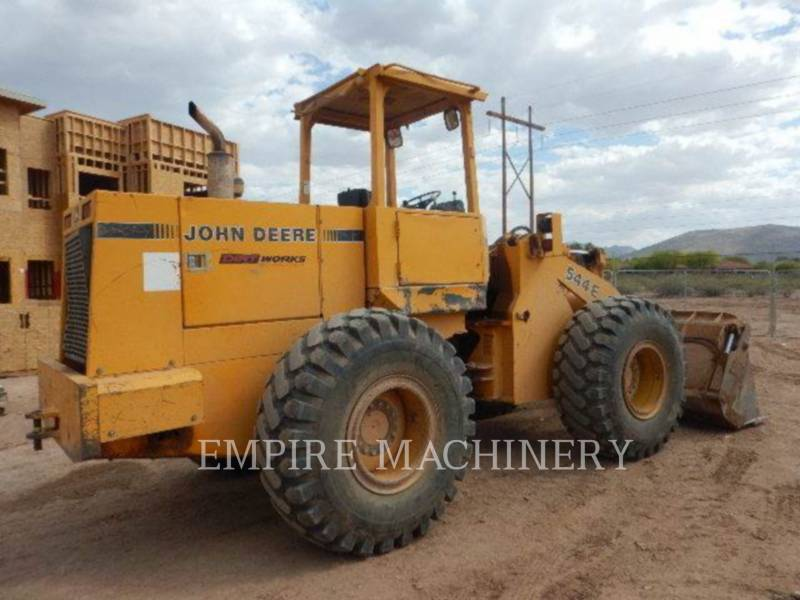 JOHN DEERE CARGADORES DE RUEDAS 544E equipment  photo 4