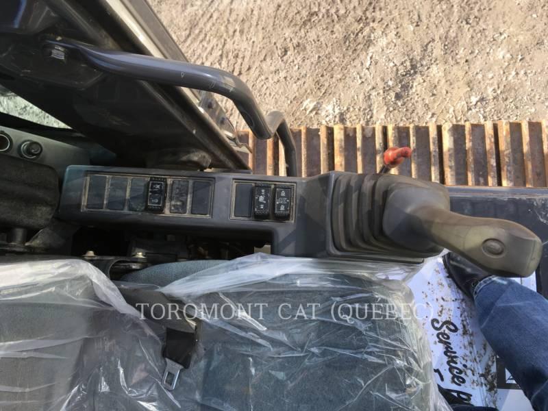 HITACHI PELLES SUR CHAINES ZX240 equipment  photo 13
