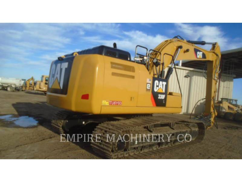 CATERPILLAR ESCAVADEIRAS 330FL equipment  photo 2