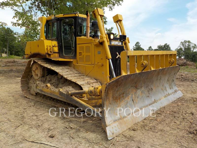 CATERPILLAR TRACTORES DE CADENAS D6R equipment  photo 5