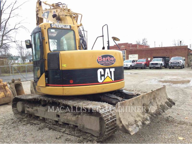 CATERPILLAR TRACK EXCAVATORS 314C LCR equipment  photo 4