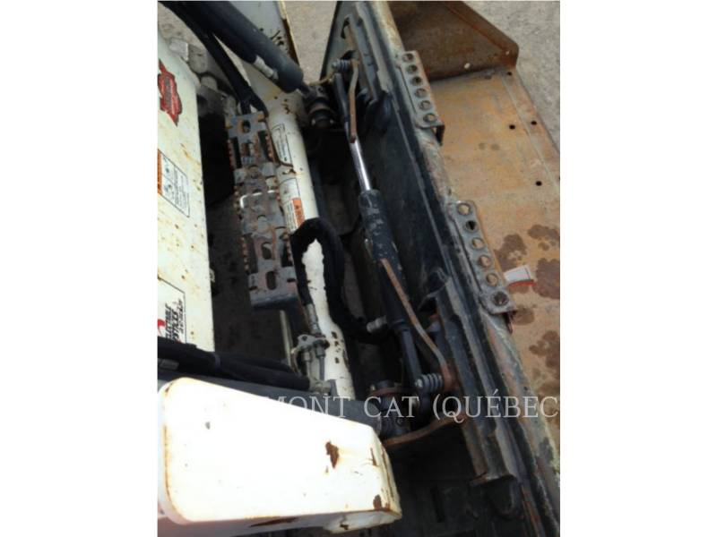 BOBCAT CARGADORES DE CADENAS T450 equipment  photo 20