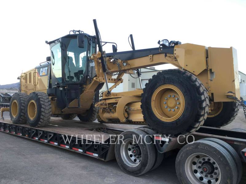CATERPILLAR MOTOR GRADERS 140M3 ARO equipment  photo 2