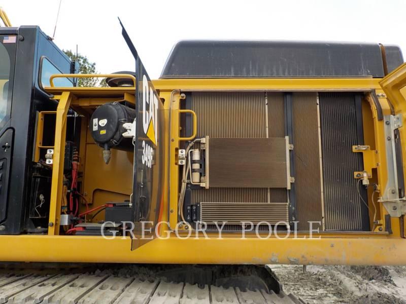 CATERPILLAR PELLES SUR CHAINES 349F L equipment  photo 14
