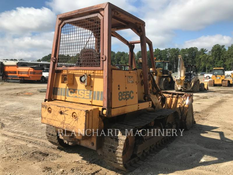 CASE KETTENLADER 855C equipment  photo 4