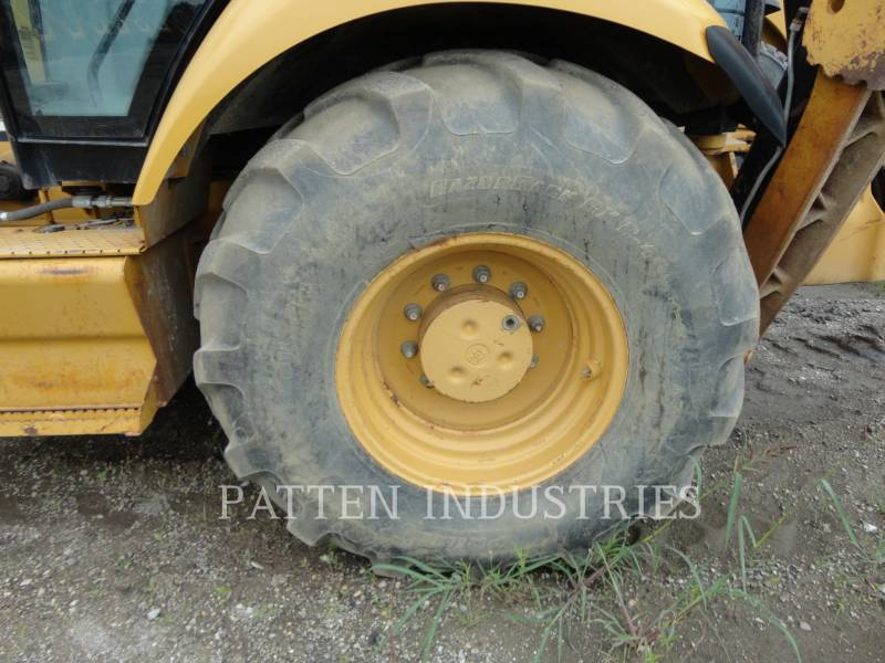 CATERPILLAR BACKHOE LOADERS 430EST equipment  photo 9