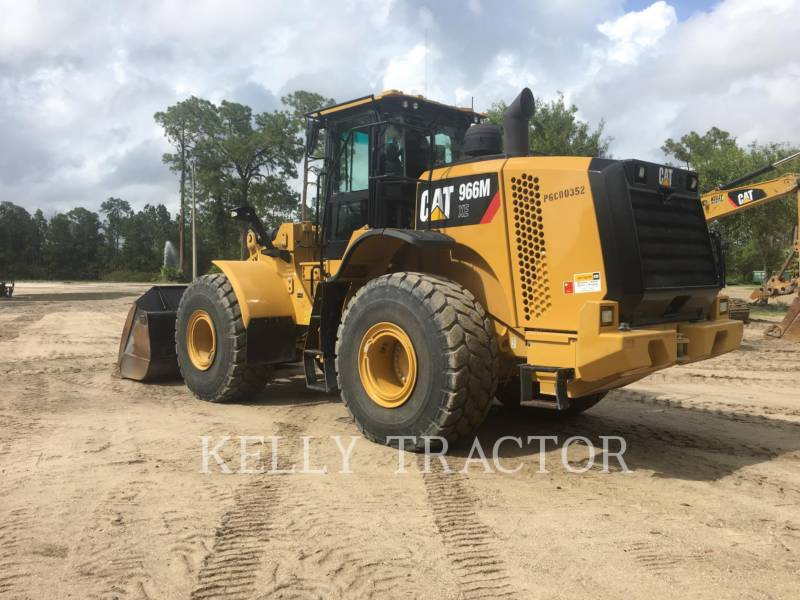 Caterpillar ÎNCĂRCĂTOARE PE ROŢI/PORTSCULE INTEGRATE 966MXE equipment  photo 3