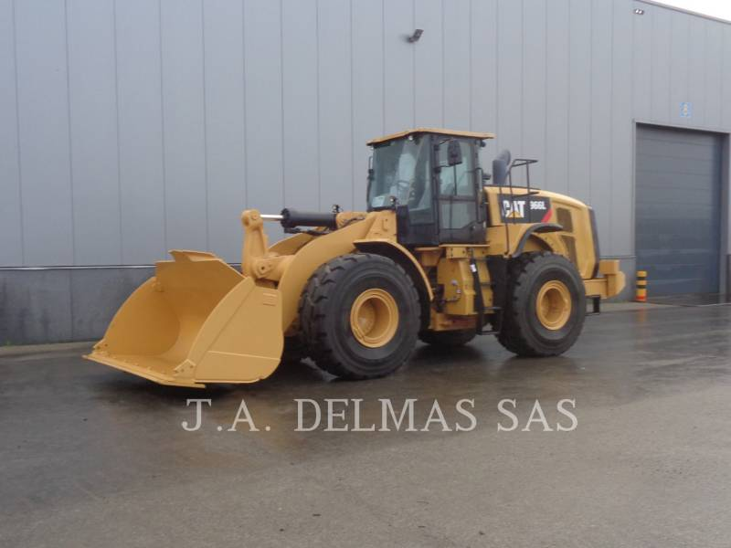 CATERPILLAR WHEEL LOADERS/INTEGRATED TOOLCARRIERS 966L equipment  photo 4