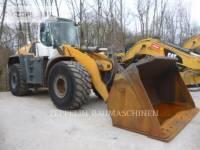 LIEBHERR RADLADER/INDUSTRIE-RADLADER L580 equipment  photo 3