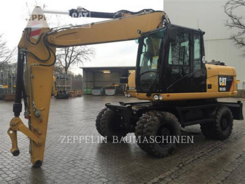 CATERPILLAR EXCAVADORAS DE RUEDAS M316D equipment  photo 1