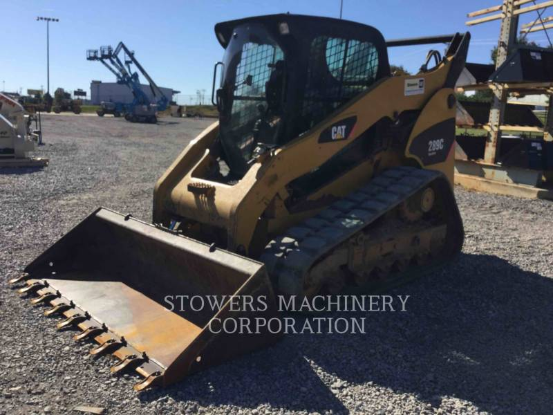 CATERPILLAR CARGADORES MULTITERRENO 289C equipment  photo 2