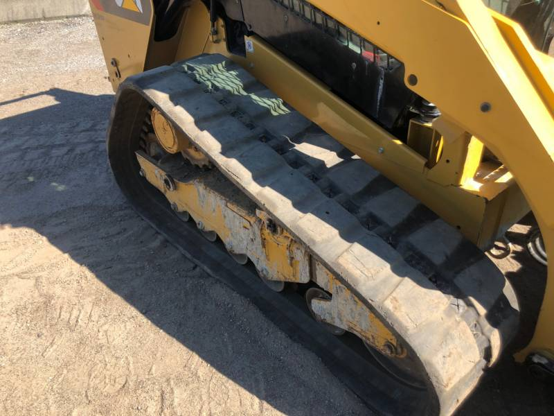 CATERPILLAR DELTALADER 289 D equipment  photo 8