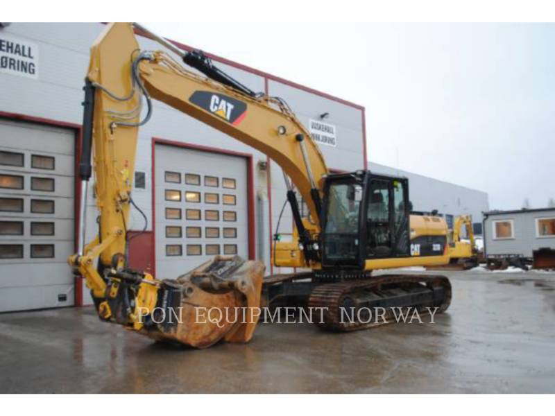 CATERPILLAR EXCAVADORAS DE CADENAS 323DL equipment  photo 2