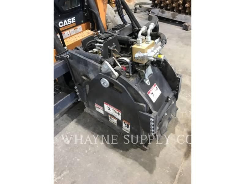 CASE MINICARGADORAS SR240 equipment  photo 8