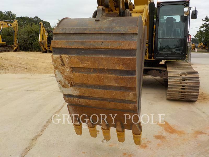 CATERPILLAR TRACK EXCAVATORS 329E L equipment  photo 21