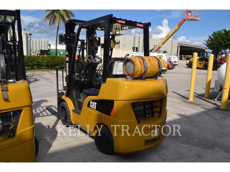 CATERPILLAR LIFT TRUCKS CHARIOTS À FOURCHE C6000 equipment  photo 3