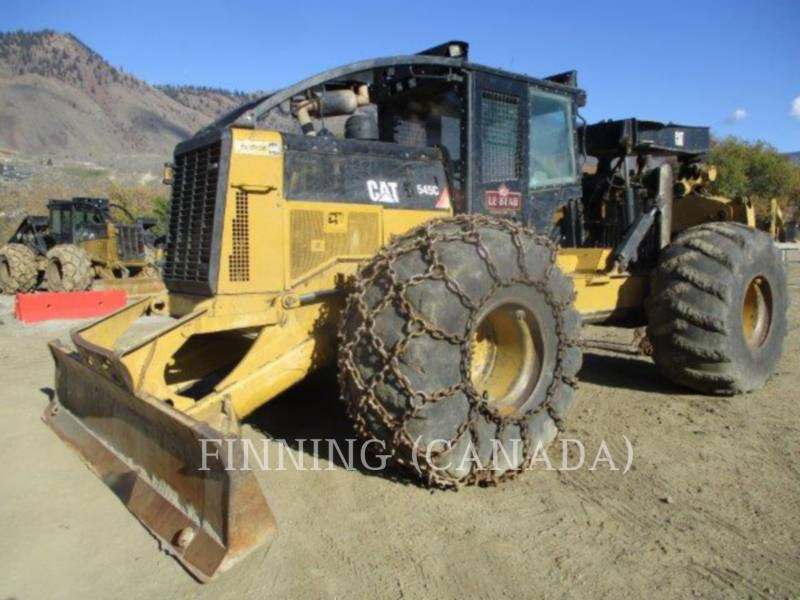 CATERPILLAR 林业 - 集材机 545C equipment  photo 1