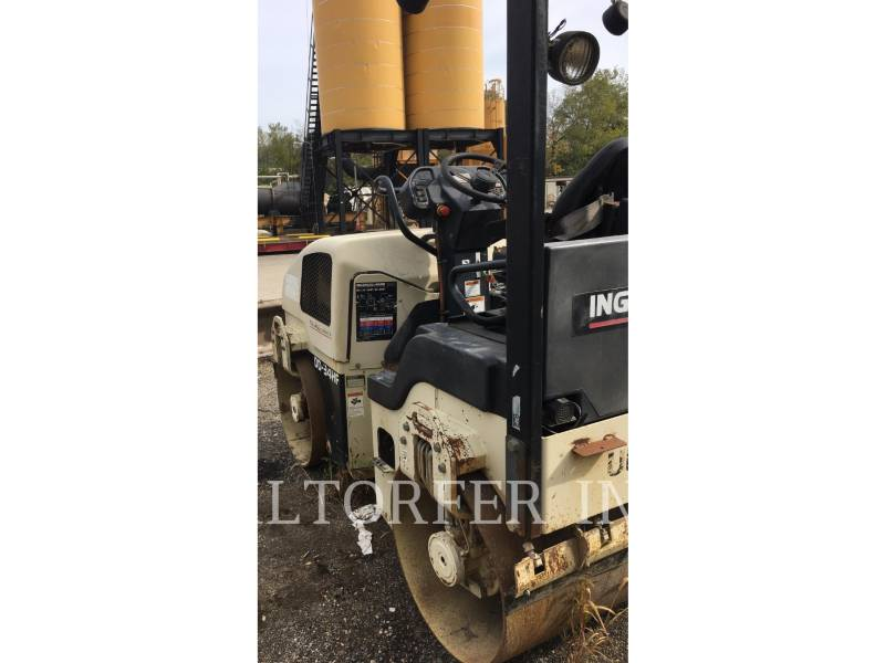 INGERSOLL-RAND COMPACTEURS TANDEMS VIBRANTS DD34HF equipment  photo 3