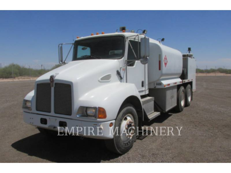 KENWORTH AUTOMEZZI DA TRASPORTO T300 equipment  photo 9
