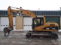 CATERPILLAR PELLES SUR CHAINES 315C equipment  photo 1