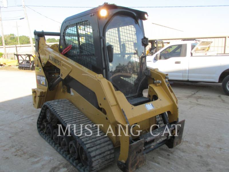 CATERPILLAR 多様地形対応ローダ 257D equipment  photo 4