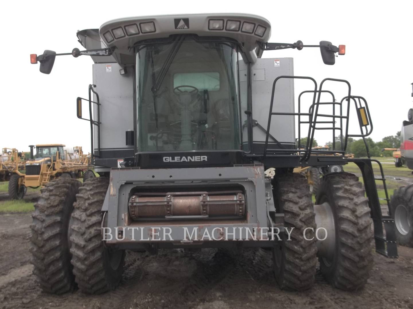 Detail photo of 2007 Gleaner A75 from Construction Equipment Guide