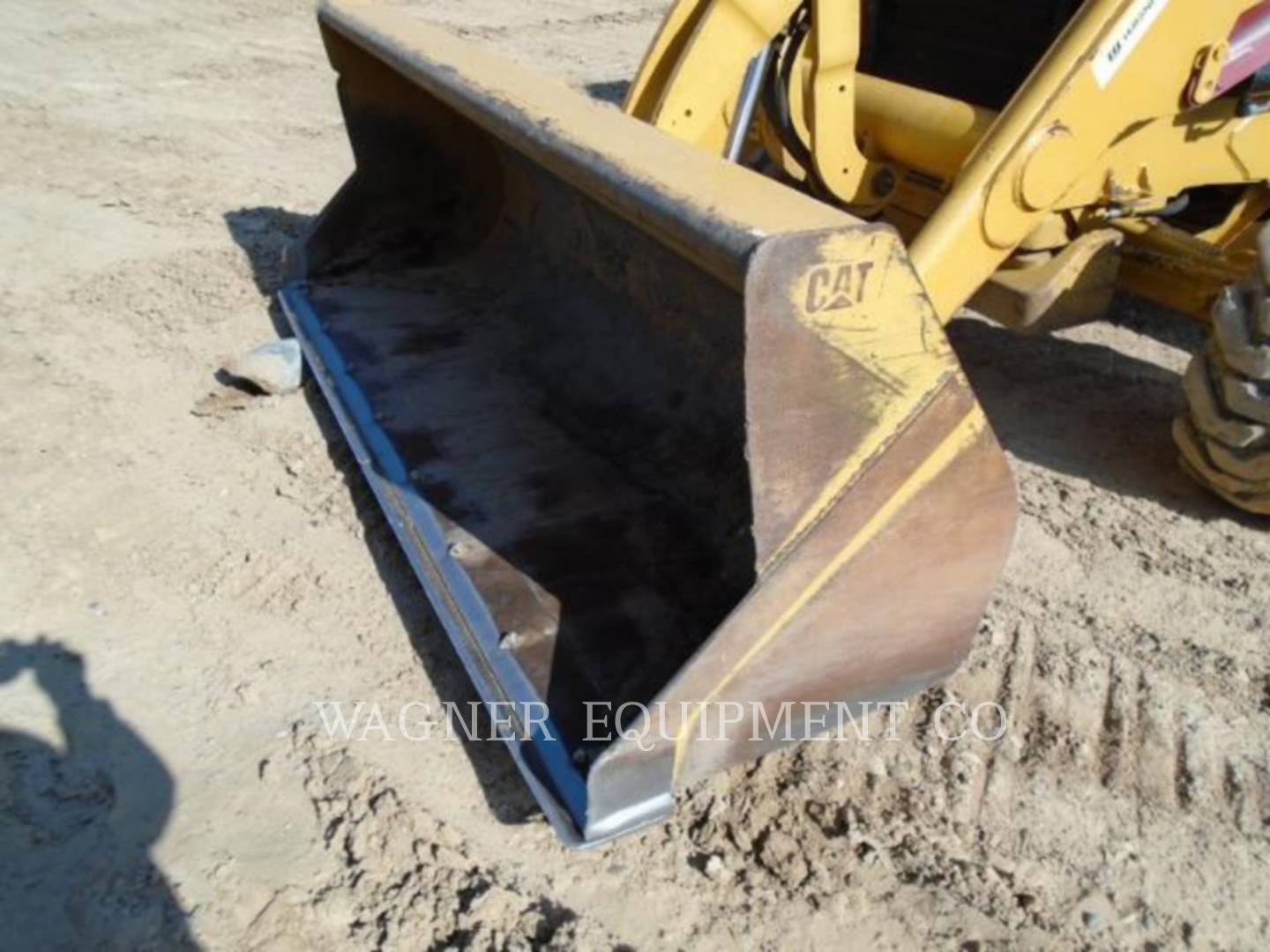 Detail photo of 2007 Caterpillar 430E from Construction Equipment Guide