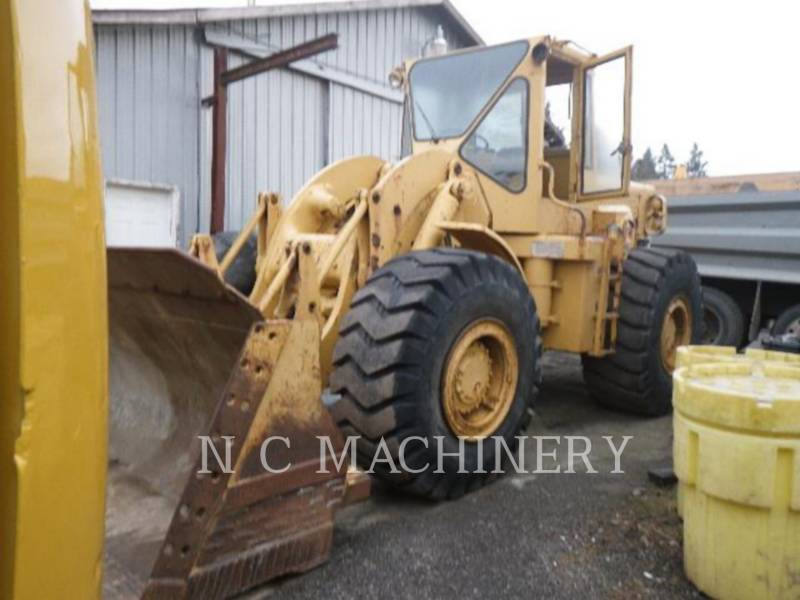 CATERPILLAR PALE GOMMATE/PALE GOMMATE MULTIUSO 966C equipment  photo 5