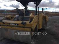 CATERPILLAR TANDEMVIBRATIONSWALZE, ASPHALT CB64 equipment  photo 2