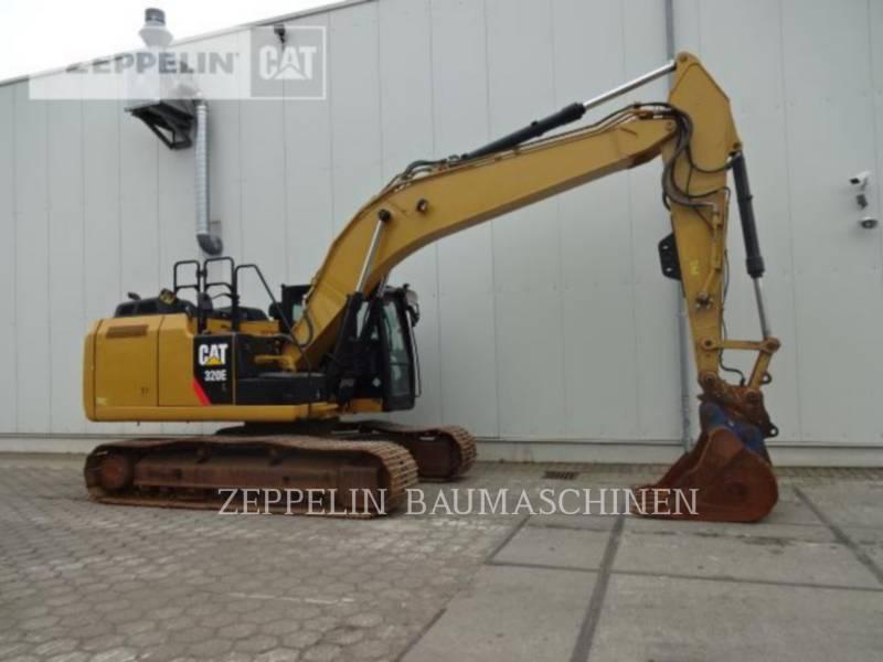 CATERPILLAR ESCAVATORI CINGOLATI 320EL equipment  photo 5