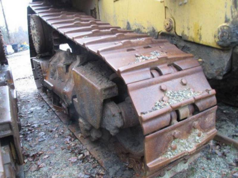 CATERPILLAR TRACK TYPE TRACTORS D11T equipment  photo 22