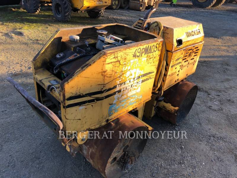 WACKER CORPORATION COMPACTEURS RT820 equipment  photo 5
