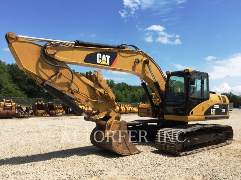 CATERPILLAR TRACK EXCAVATORS 320DL equipment  photo 1