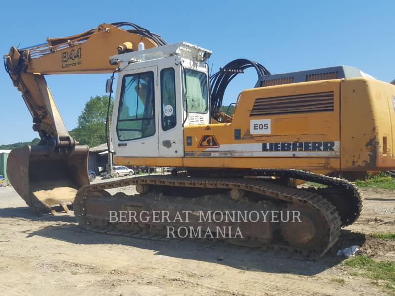 LIEBHERR PELLES SUR CHAINES R 944 LITRONIC  equipment  photo 1