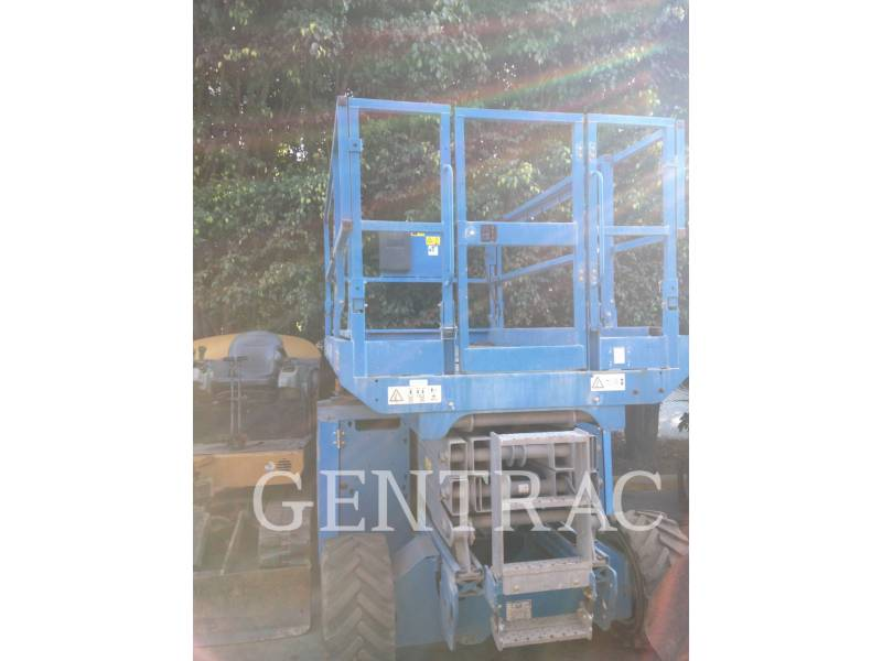 GENIE INDUSTRIES SCHEREN-HUBARBEITSBÜHNE GS-2669 equipment  photo 2