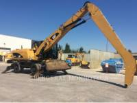 Equipment photo CATERPILLAR M322D MH ESCAVATORI GOMMATI 1