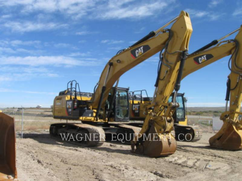 CATERPILLAR TRACK EXCAVATORS 329EL THB equipment  photo 2