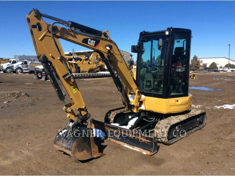 CATERPILLAR 履带式挖掘机 303.5E2CR equipment  photo 1