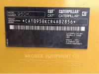CATERPILLAR WHEEL LOADERS/INTEGRATED TOOLCARRIERS 950K FC equipment  photo 6