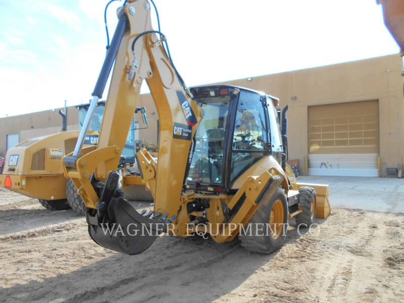 CATERPILLAR RETROEXCAVADORAS CARGADORAS 416F 4WD equipment  photo 4