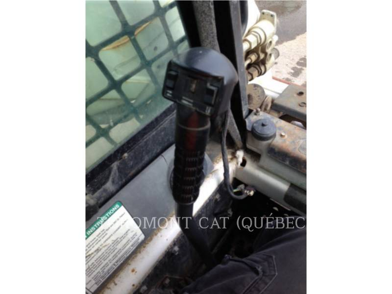 BOBCAT CHARGEURS COMPACTS RIGIDES T190 equipment  photo 11