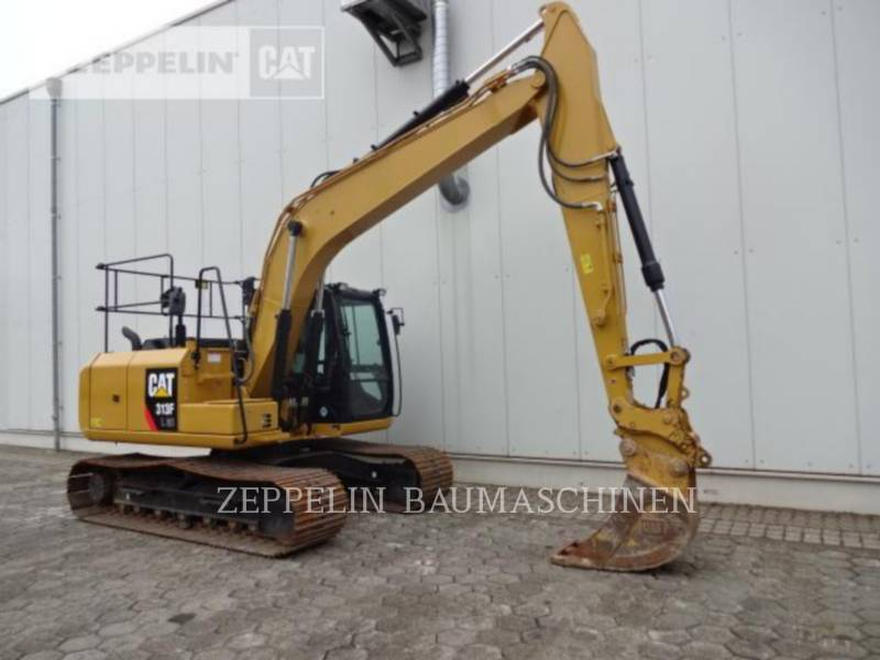 CATERPILLAR PELLES SUR CHAINES 313FLGC equipment  photo 6