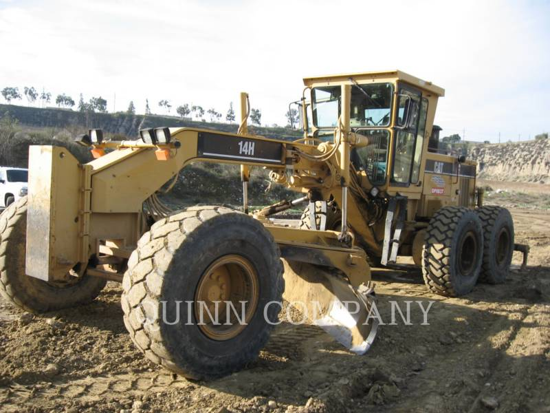 CATERPILLAR MOTORGRADER 14H equipment  photo 2