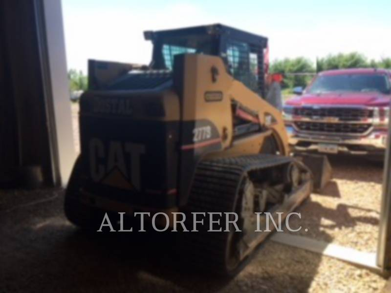 CATERPILLAR DELTALADER 277B equipment  photo 3