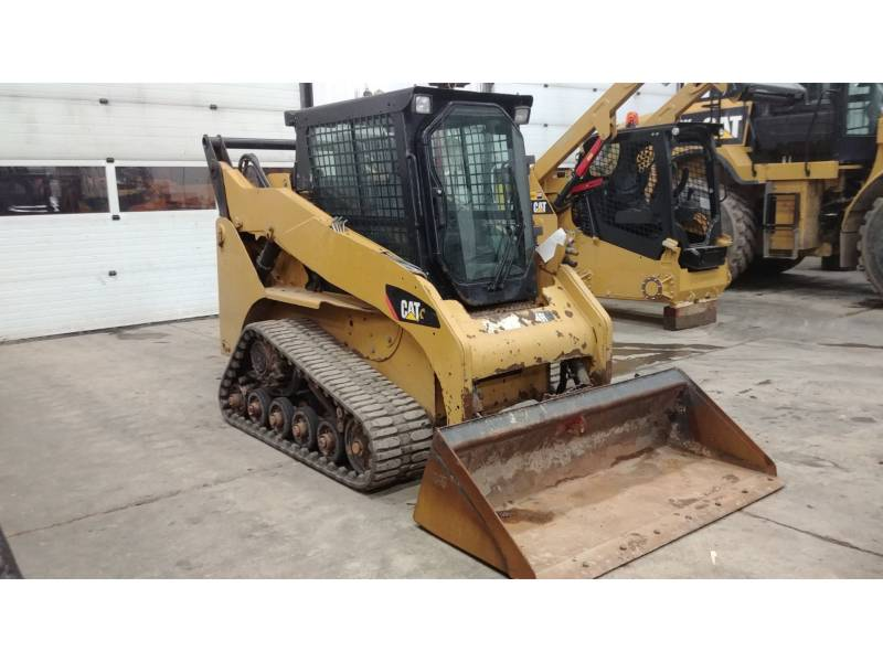 CATERPILLAR MULTI TERRAIN LOADERS 257B3 equipment  photo 1