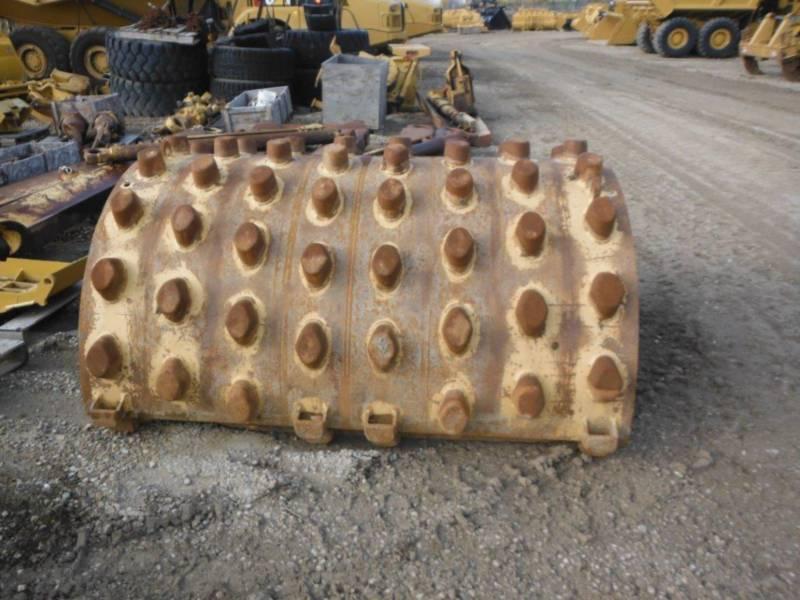 Caterpillar TAMBUR SIMPLU VIBRATOR NETED CS56B equipment  photo 6
