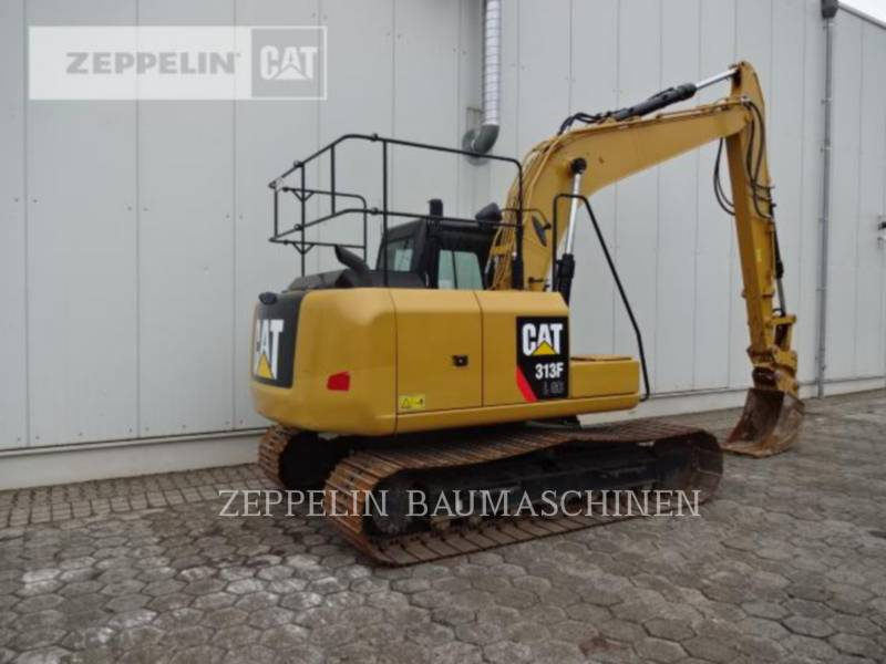 CATERPILLAR KOPARKI GĄSIENICOWE 313FLGC equipment  photo 4