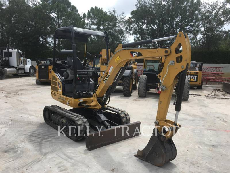 CATERPILLAR TRACK EXCAVATORS 302.4D equipment  photo 10